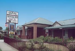 Tanjil Motor Inn - Accommodation Port Macquarie
