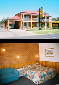 Golden River Motor Inn - Accommodation Port Macquarie