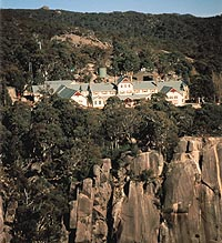 Mount Buffalo Chalet  Cresta Lodge - Accommodation Port Macquarie