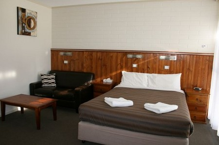 Central Motel Mildura - Accommodation Port Macquarie