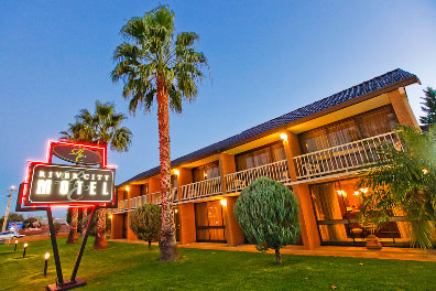 Mildura River City Motel - Accommodation Port Macquarie