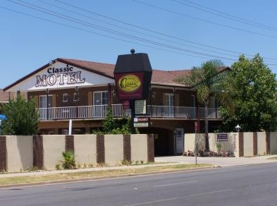 Albury Classic Motor Inn - Accommodation Port Macquarie