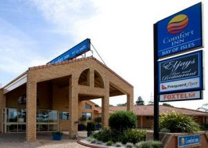 Comfort Inn Bay of Isles - Accommodation Port Macquarie