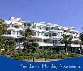 Sundancer Holiday Apartments - Accommodation Port Macquarie