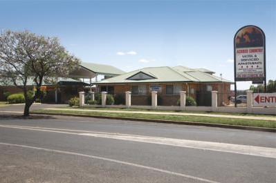 Across Country Motor Inn - Accommodation Port Macquarie