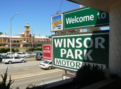 Albury Winsor Park Motor Inn - Accommodation Port Macquarie