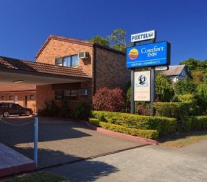 Airport Admiralty Motel - Accommodation Port Macquarie