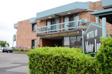 Motel 10 Motor Inn - Accommodation Port Macquarie