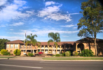 Cumberland Motor Inn - Accommodation Port Macquarie