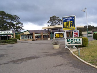 Governors Hill Motel - Accommodation Port Macquarie