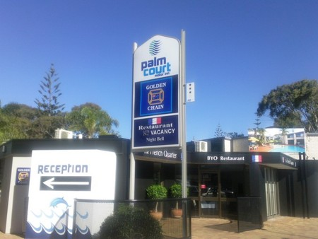 Palm Court Motor Inn - Accommodation Port Macquarie