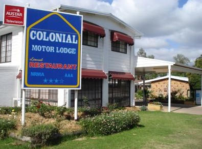 Colonial Motor Lodge - Accommodation Port Macquarie