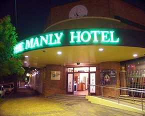 The Manly Hotel - Accommodation Port Macquarie