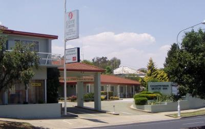Country Comfort Cowra Countryman Motor Inn - Accommodation Port Macquarie