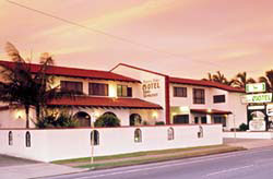 Comfort Inn Marco Polo Motel - Accommodation Port Macquarie