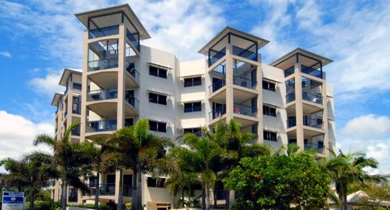 Raffles Mooloolaba - Accommodation Port Macquarie