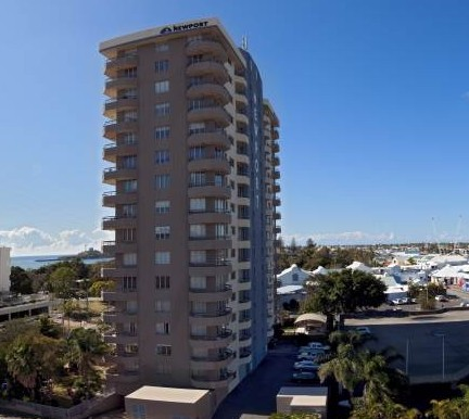 Newport Apartments Mooloolaba - Accommodation Port Macquarie
