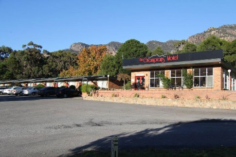 Grampians Motel - Accommodation Port Macquarie