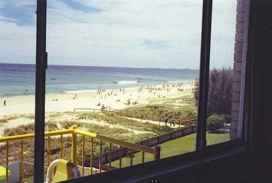 Surfers Pacific Towers - Accommodation Port Macquarie