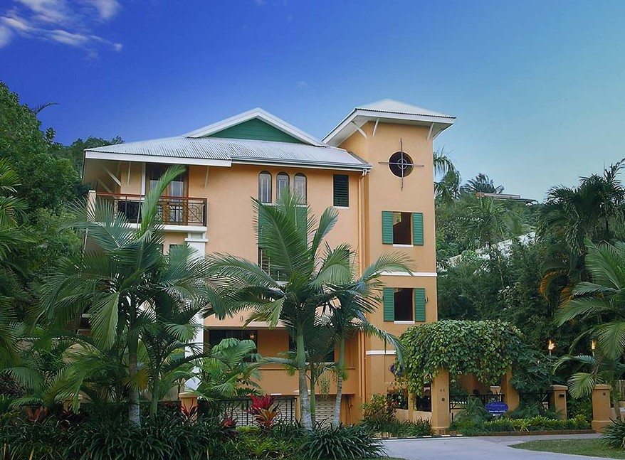 Martinique On Macrossan - Accommodation Port Macquarie