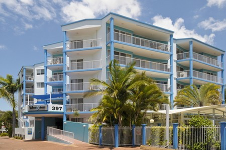 White Crest Luxury Apartments - Accommodation Port Macquarie
