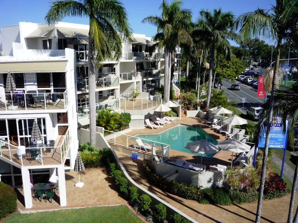 Regatta Riverfront Apartments - Accommodation Port Macquarie
