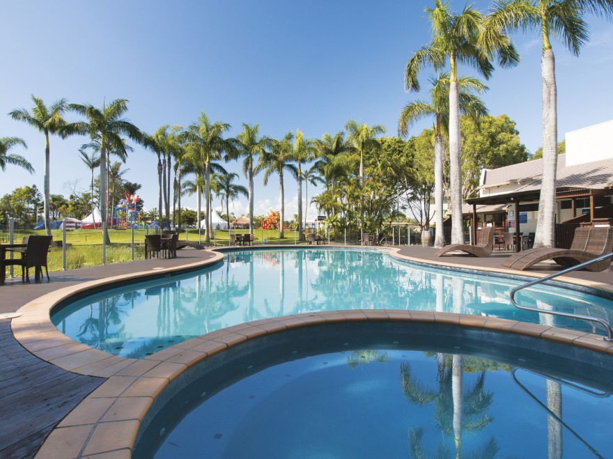Oaks Oasis - Accommodation Port Macquarie