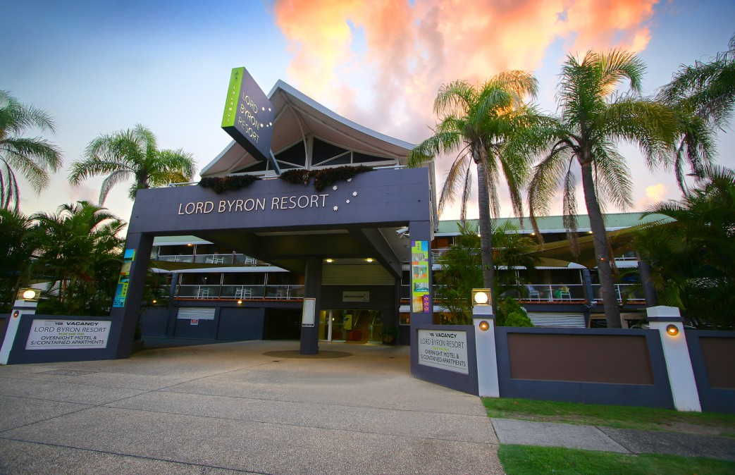 Lord Byron Resort - Accommodation Port Macquarie