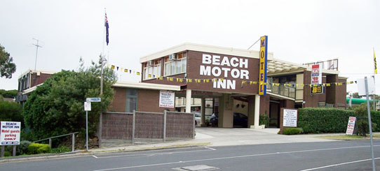 Beach Motor Inn - Accommodation Port Macquarie