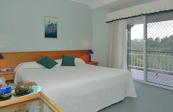 Eumundi Rise Bed And Breakfast - Accommodation Port Macquarie
