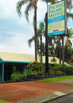 Coffs Harbour Pacific Palms Motel - Accommodation Port Macquarie