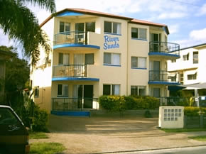 River Sands Holiday Apartments - Accommodation Port Macquarie
