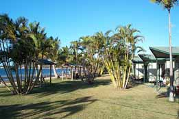 BIG4 Bowen Coral Coast Beachfront Holiday Park - Accommodation Port Macquarie