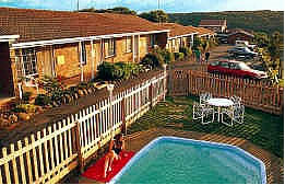 Port Campbell Motor Inn - Accommodation Port Macquarie