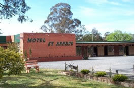 Motel St Arnaud - Accommodation Port Macquarie