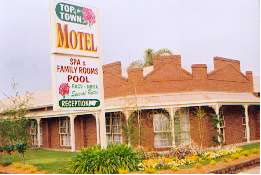 Top Of The Town Motel - Accommodation Port Macquarie