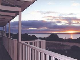 Sunsets at Baudin Beach - Accommodation Port Macquarie