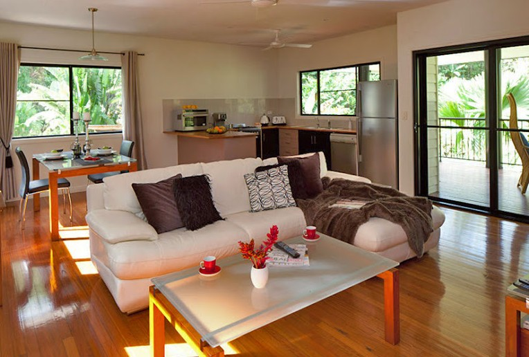 Misty Mountains Tropical Rainforest Romantic Retreat - Accommodation Port Macquarie