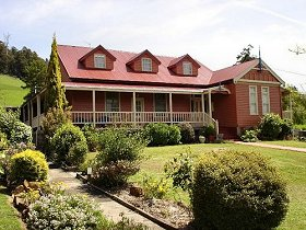 Cradle Manor - Accommodation Port Macquarie