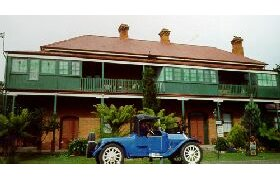 Kingsley House Olde World Accommodation - Accommodation Port Macquarie