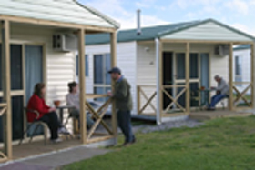 Discovery Holiday Parks Devonport Cosy Cabins