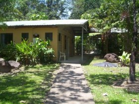 Lync-Haven Rainforest Retreat - Accommodation Port Macquarie
