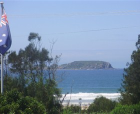 Unit Two Island View - Accommodation Port Macquarie