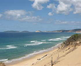 Rainbow Beach Hire-a-camp - Accommodation Port Macquarie