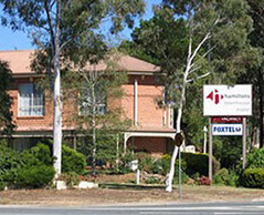 Hamilton's Townhouse Motel - Accommodation Port Macquarie