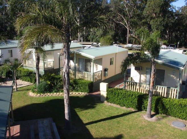 Jervis Bay Caravan Park - Accommodation Port Macquarie