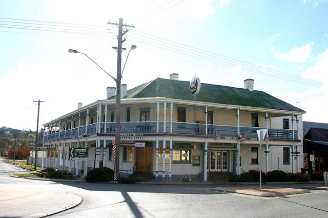 Imperial Hotel Bombala - Accommodation Port Macquarie