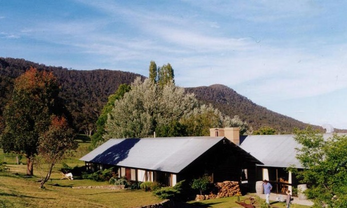 Crackenback Farm Mountain Guesthouse - Accommodation Port Macquarie