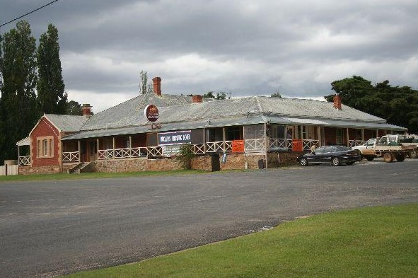 Buckleys Crossing Hotel - Accommodation Port Macquarie