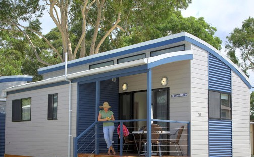 Shoal Bay Holiday Park - Port Stephens - Accommodation Port Macquarie
